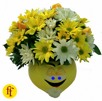 Flowerfolks: Baby Blues in Newport News VA, Pollards Florist