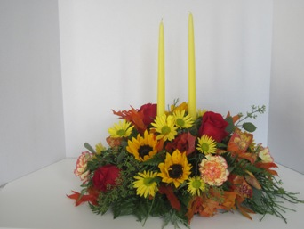 Fall Festival in Chalfont PA, Bonnie's Flowers