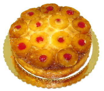 Pineapple Upside Down Cake in Baltimore MD, Raimondi's Flowers & Fruit Baskets
