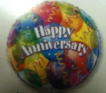 Happy Anniversary Balloons in Coplay PA, The Garden of Eden