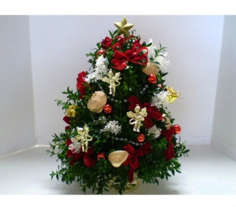 Christmas Angel Tree in Falmouth MA, Falmouth Florist 508-540-2020