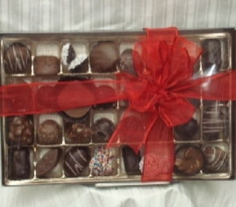 MIX CHOCOLATES in Bellmore NY, Petite Florist