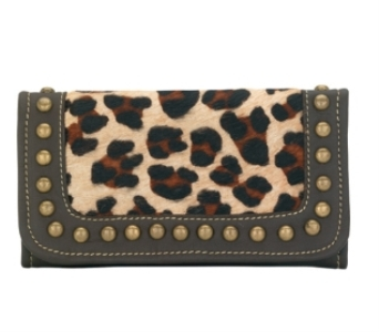 Ladies'' Tri-Fold Wallet in Concordia KS, The Flower Gallery