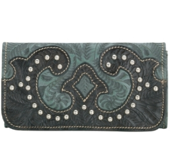 Ladies' Tri-Fold Wallet in Concordia KS, The Flower Gallery