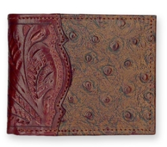 Men's Bi-Fold Wallet in Concordia KS, The Flower Gallery