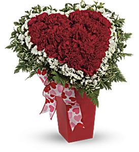 Heart and Soul in Chicago IL, R & D Rausch Clifford Florist