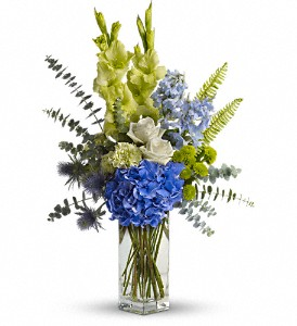On Cloud Nine Bouquet by Teleflora in Casper WY, Keefe's Flowers