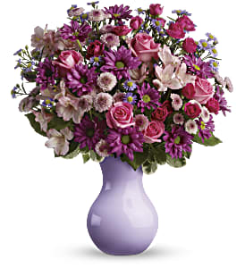Pocketful of Dreams Bouquet by Teleflora in DeKalb IL, Glidden Campus Florist & Greenhouse