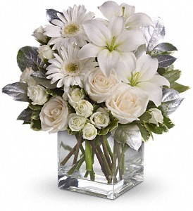 Shining Star Bouquet by Teleflora in Sycamore IL, Kar-Fre Flowers
