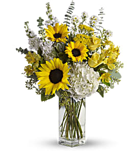 To See You Smile Bouquet by Teleflora in Darien CT, Springdale Florist & Garden Center