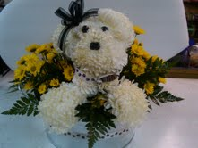 I Woof U Bouquet in Cartersville GA, Country Treasures Florist