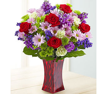 It''s All About You $49.99-$79.99 in Bradenton FL, Ms. Scarlett's Flowers & Gifts