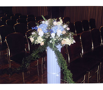 Wedding Hoppas in New York NY, Fellan Florists Floral Galleria