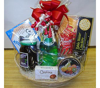 Gourmet Basket in Brooklyn NY, Parkway Flower Shop