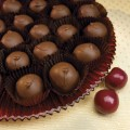 Milk Chocolate Cherry Cordial 7oz. in Niles OH, Connelly's Flowers