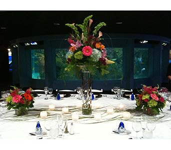 Event/Wedding in Westerly RI, Rosanna's Flowers