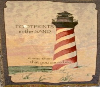 Lighthouse Footprints in Crown Point IN, Debbie's Designs