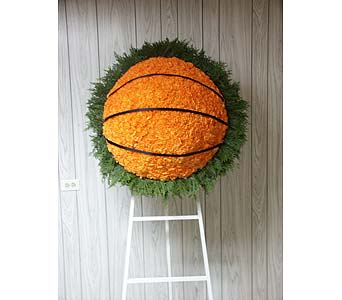 Basketball in Chicago IL, Soukal Floral Co. & Greenhouses