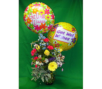 Wishing You Well in Campbell CA, Citti's Florists