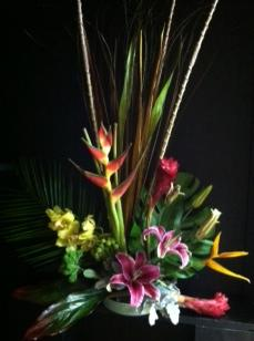 Tropical Sandy in Bonita Springs FL, Bonita Blooms Flower Shop, Inc.