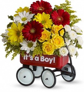 Wow Wagon- Boy in Perrysburg & Toledo OH  OH, Ken's Flower Shops
