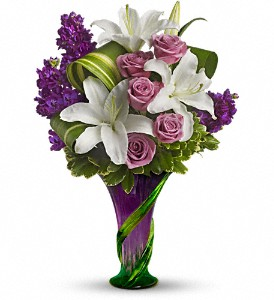 Teleflora's Indulge Her Bouquet in Chicago IL, Yera's Lake View Florist
