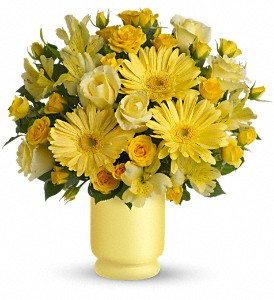 Always Sunny By Teleflora in Eagle River AK, Oopsie Daisy LLC.