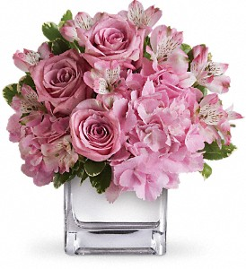Teleflora's Be Sweet Bouquet in Bakersfield CA, White Oaks Florist