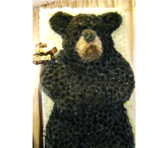 Bear Specialty Piece in Staten Island NY, Kitty's and Family Florist Inc.