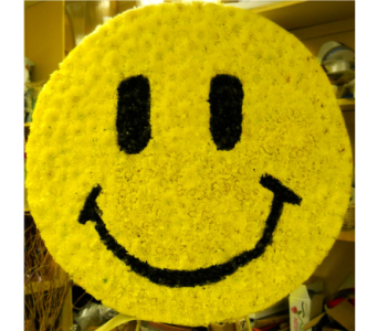 Smiley Face Specialty Piece in Staten Island NY, Kitty's and Family Florist Inc.