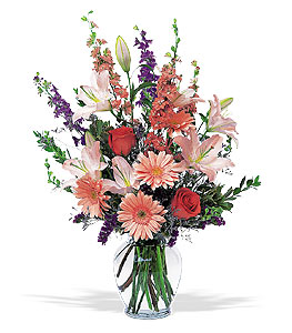 From The Heart in Cohasset MA, ExoticFlowers.biz