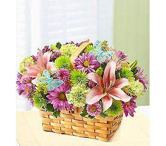Spring Inspiration $39.99-$59.99 in Bradenton FL, Ms. Scarlett's Flowers & Gifts