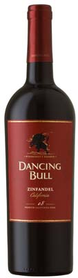 Dancing Bull Red Zinfandel in Columbus OH, OSUFLOWERS .COM