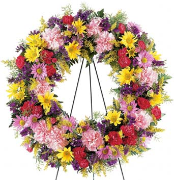 Eternity Wreath in McLean VA, MyFlorist