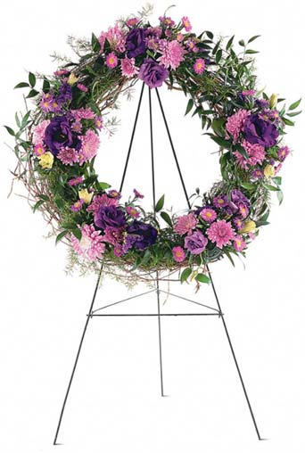 Grapevine Wreath in McLean VA, MyFlorist
