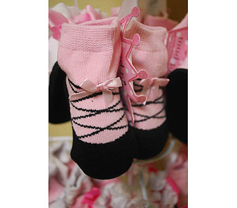 Ballet Socks in Sanford FL, Sanford Flower Shop, Inc.