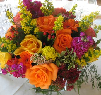 SUMMER SUNSET by Rubrums in Ossining NY, Rubrums Florist Ltd.