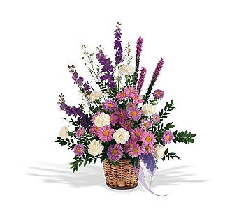 Purple Passion in Cohasset MA, ExoticFlowers.biz