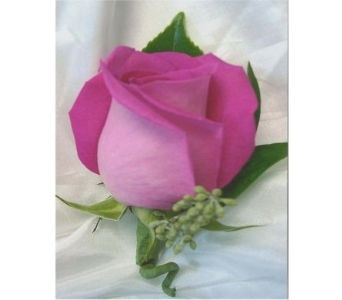 Rose Boutonniere in West Bloomfield MI, Happiness is...Flowers & Gifts
