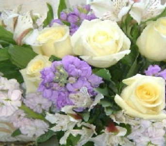 Alice's Pick: Custom Mixed Floral Design in North Adams MA, Mount Williams Greenhouses, Inc.