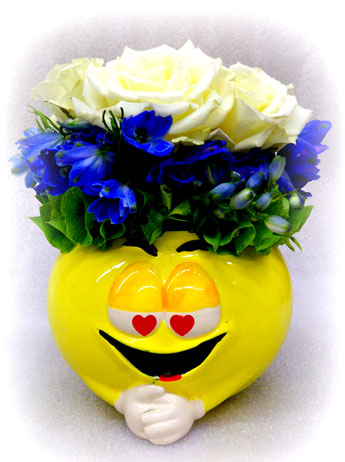 The Blues for You !  in Scranton PA, McCarthy Flower Shop<br>of Scranton