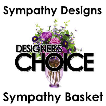 Designers Choice Sympathy Basket in Chicagoland IL, Amling's Flowerland