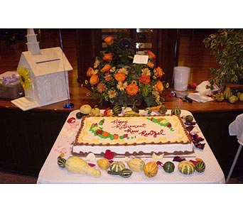 RETIREMENT PARTY in Hanover PA, Country Manor Florist