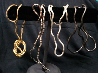Twist Bracelet/Necklace in Madisonville KY, Exotic Florist & Gifts