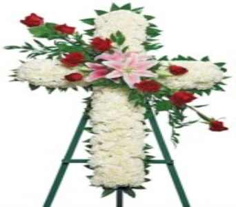 Forever Cross in Bayside NY, Bayside Florist Inc.