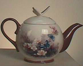 Butterfly Teapot in Camden AR, Camden Flower Shop