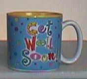 A get well soon mug in Camden AR, Camden Flower Shop