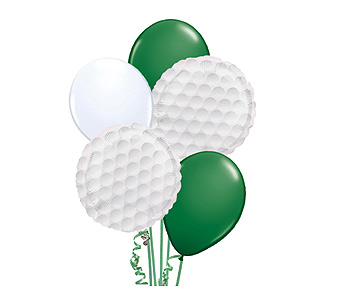 Golfer''s Balloon Bouquet in Birmingham AL, Norton's Florist