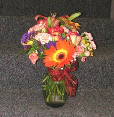 Fiesta Bowl  in Lake Charles LA, A Daisy A Day Flowers & Gifts, Inc.