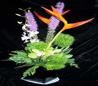 High Style Formal Occasion in North Manchester IN, Cottage Creations Florist & Gift Shop